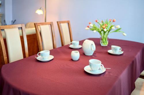 Restauracja lub miejsce do jedzenia w obiekcie Grand Kaskada