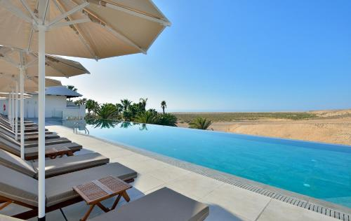 The swimming pool at or near INNSiDE by Meliá Fuerteventura – Adults Only