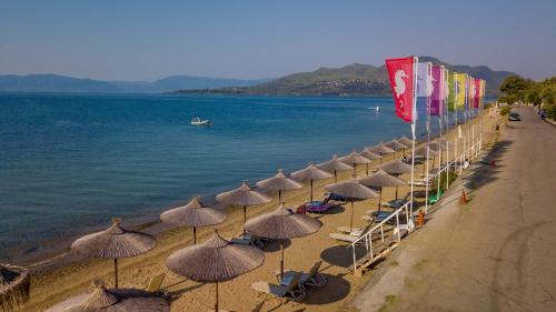 Παραλία σε ή κοντά σε αυτό το ξενοδοχείο διαμερισμάτων