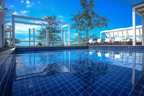 The swimming pool at or near Greco Hotel