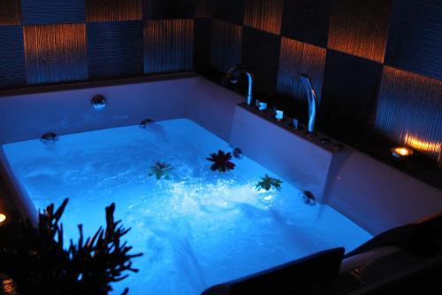 The swimming pool at or near Barbarella Suite