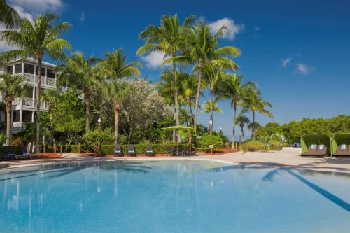 The swimming pool at or close to Hyatt Residence Club Key West, Beach House