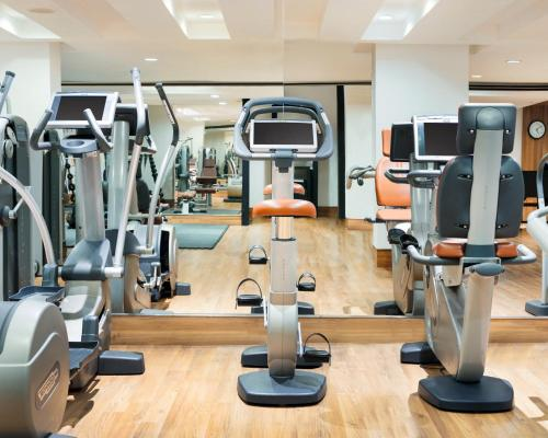 The fitness center and/or fitness facilities at Le Meridien Chiang Rai Resort, Thailand - SHA Certified