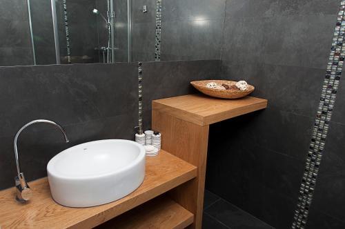 Łazienka w obiekcie Apartament Mistral