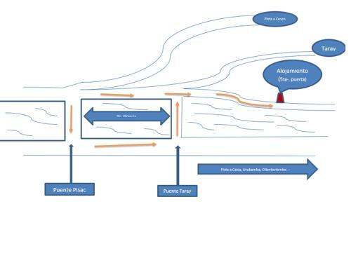 The floor plan of Wayqi Wasi