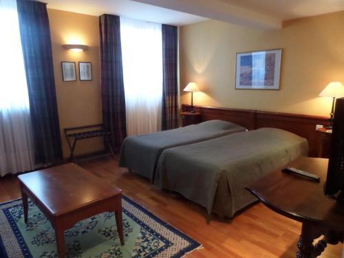 Hotel Erckmann Chatrian Phalsbourg, France