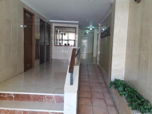 El vestíbulo o zona de recepción de ANDALUCIA 57