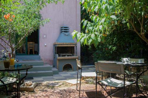 Attrezzature per barbecue disponibili per gli ospiti del residence