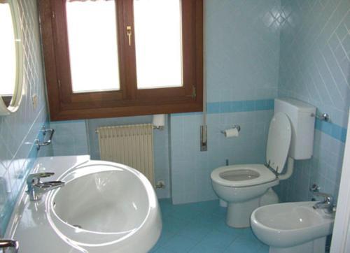 Un baño de Hotel Vidale