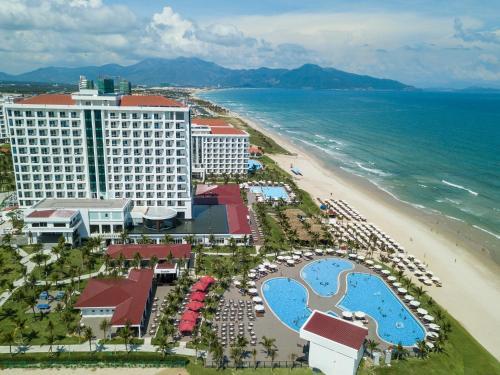A bird's-eye view of Swandor Cam Ranh Resort-Ultra All Inclusive
