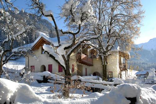 Villa Tilia en invierno