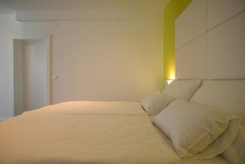 Krevet ili kreveti u jedinici u objektu Villa Lika