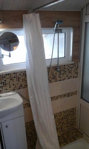 Ванная комната в kemper-shire