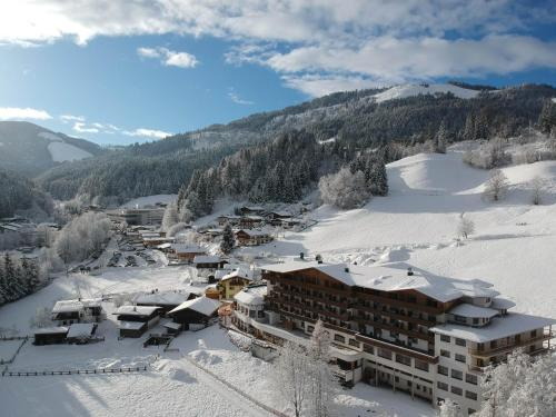 Familienhotel Christoph during the winter