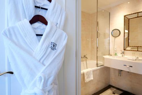 Un baño de Stanhope Hotel by Thon Hotels