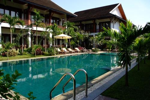 The swimming pool at or near Green Park Boutique Hotel
