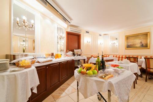 Ресторан / где поесть в Отель Традиция