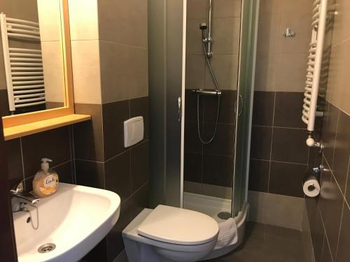 Łazienka w obiekcie Incognito