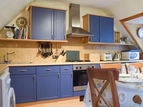 A kitchen or kitchenette at Still Brae