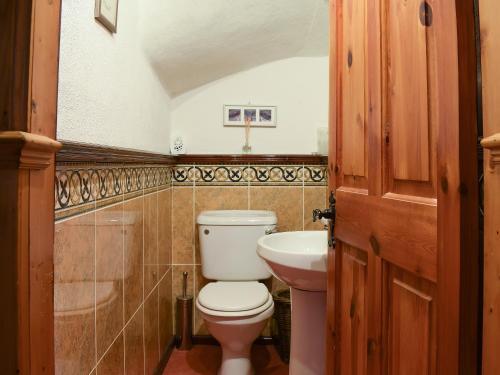 A bathroom at Still Brae