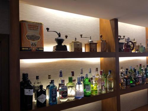 Drinks at Hotel Parque das Laranjeiras