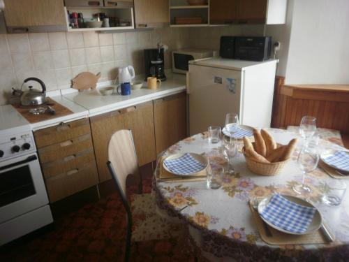 Cucina o angolo cottura di apartricanova