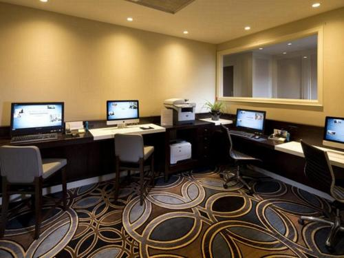 The business area and/or conference room at The Seelbach Hilton Louisville