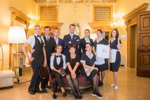 Funcionários de Arcadia Boutique Hotel