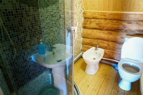 Ванная комната в Старый Хутор
