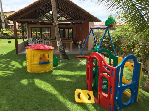 Children's play area at Pousada Yapara-Tyba