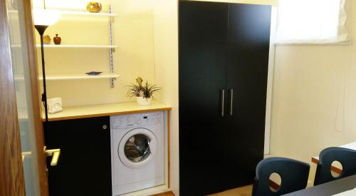 A bathroom at Bilocale in centro