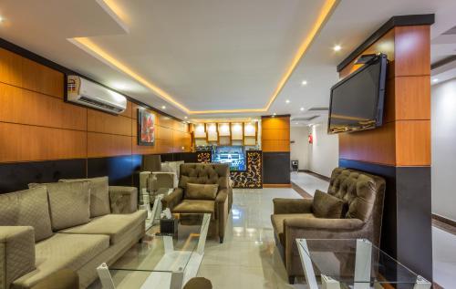 O lounge ou bar de Nawara Dala