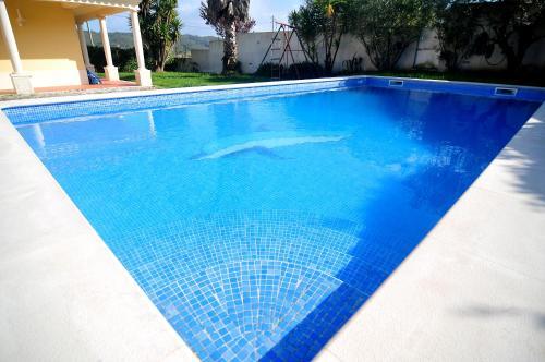 The swimming pool at or near Casa da Encosta