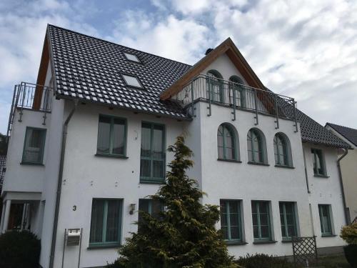 Ferienhaus, Doppelhaushälfte in Seebad Ahlbeck