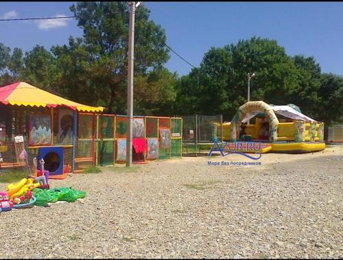 Детская игровая зона в Дом Фруктовый сад