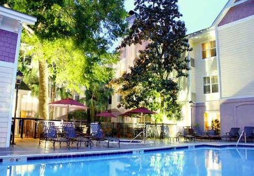 The swimming pool at or near Residence Inn By Marriott Charleston Mt. Pleasant