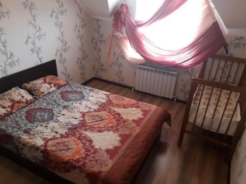 Кровать или кровати в номере Bungalo