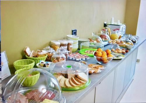 Frühstücksoptionen für Gäste der Unterkunft Beverello Suite