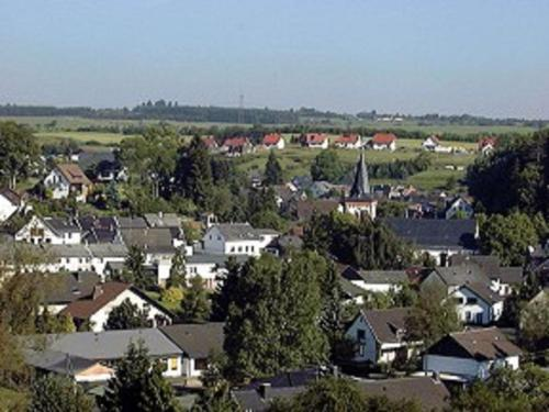 A bird's-eye view of Pension Ulrich