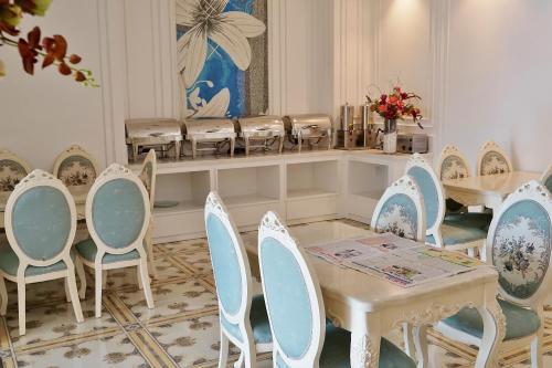 Nhà hàng/khu ăn uống khác tại Tuong Vi Hotel Saigon
