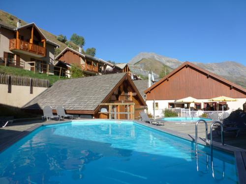 The swimming pool at or near Appart'hotel Panoramic-Village