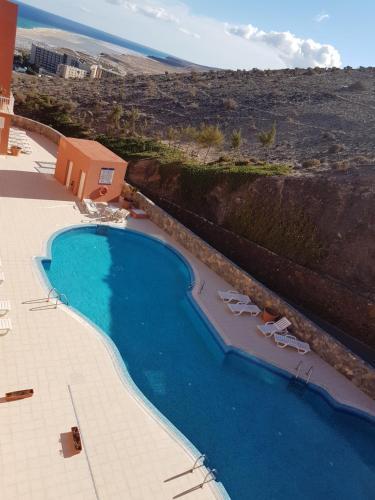 Widok na basen w obiekcie Playa Paraiso II lub jego pobliżu