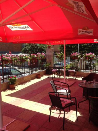 Ресторант или друго място за хранене в Niki