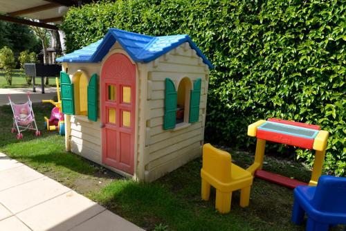 Area giochi per bambini di Borgo Ai Lecci