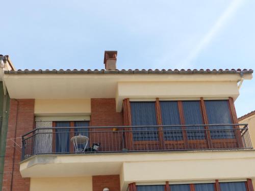 Un balcón o terraza de Ca la tieta
