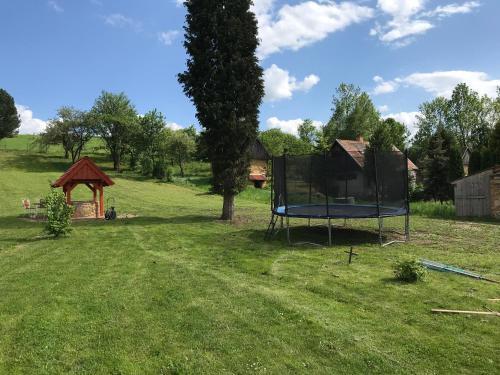Herní místnost nebo prostor pro děti v ubytování Privat Lucia Holla