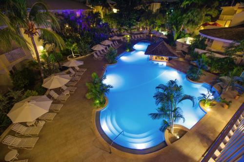 A view of the pool at Sugar Bay Barbados - All Inclusive or nearby