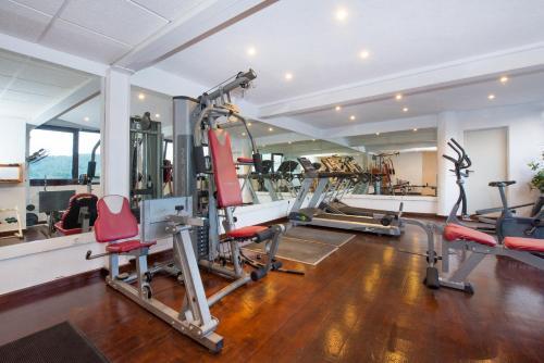 Palestra o centro fitness di Hotel Cartago - All Inclusive