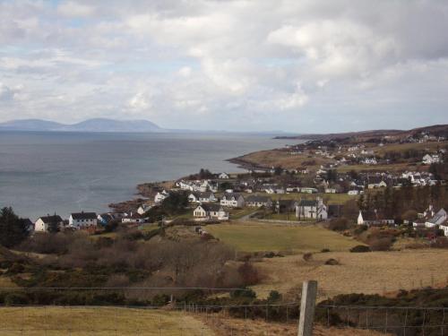 A bird's-eye view of Caledonian Hotel 'A Bespoke Hotel'