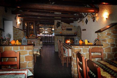 Restaurace v ubytování U Bláhů - ubytování v Šestajovickém pivovaru